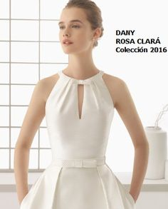 Designer Rosa Clará creates dreamy wedding and evening gowns for women seeking that elusive blend of elegance, allure and sophistication. Luxury Wedding Dress, Boho Wedding Dress, Bridal Dresses, Prom Dresses, Wedding Gowns, Special Dresses, Short Dresses, Dress Outfits, Fashion Dresses