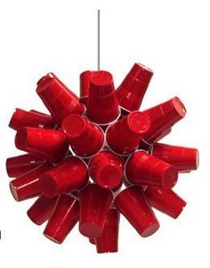 red cup party decorations - now this is really a red solo cup! Red Cup Party, Party Cups, Party Party, Trailer Trash Party, Redneck Party, Redneck Games, Hillbilly Party, White Trash Party, Red Solo Cup