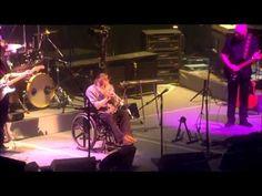 David Gilmour (Then I Close My Eyes ) HD Live at the Royal Albert Hall