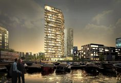 Amsterdam: Haut - SkyscraperCity