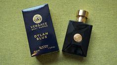 Versace Pour Homme Dylan Blue: The Biker's Fragrance - Pinoy Guy Guide    #versace #pourhomme #versacedylanblue #fragrances #perfume