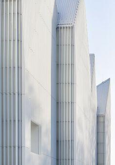 Szczecin concert hall photographed by Hufton + Crow