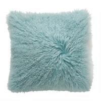 Mongolian Toss 20x20 Aqua Urban Barn, Aqua, Throw Pillows, Furniture, Living Room, Design, Ideas, Water, Toss Pillows