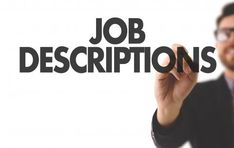 Job descriptions can be very helpful while evaluating a job as well as prepping for your performance review.