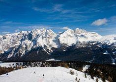 Ski Madonna di Campiglio. Italy