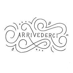 Uma ótima inspiração para um logotipo   A good inspiration for a logotype