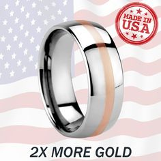 Our rose gold tungsten wedding bands are crafted from the highest quality of materials which is why our rings offer a lifetime of stylishness with minimal upkeep Tungsten Wedding Rings, Tungsten Carbide Rings, Cobalt Wedding, Wedding Bands, Rings For Men, Rose Gold, Pure Platinum, Metals, Knot