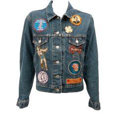 LIBERTINE Jacket ($495) ❤ liked on Polyvore