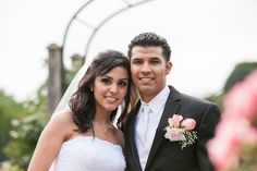 Darling Hamilton Wedding Pictures by Christine Picheca | Sash and Satin