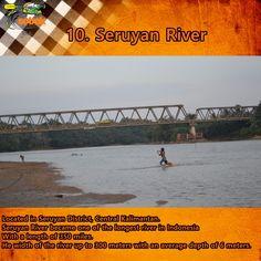 10. Seruyan River
