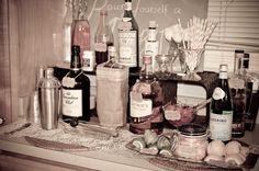 speakeasy decor | Createlive: Speakeasy Party Part 2: Decor