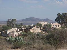 Mineral de Pozos, Pueblo Mágico en San Luis de la Paz, Guanajuato En su tiempo fue un importante poblado minero, hoy es un publo fantasma