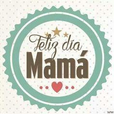 101 ideas para el Día de la Madre: Tarjetas, regalos, poemas Happy Mother S Day, Happy B Day, Mother And Father, Mother Day Gifts, Fathers Day, Vintage Birthday Cards, Mothers Day Quotes, Mother's Day Diy, Mom Day