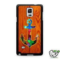 Anchor Samsung Galaxy Note 4 Case