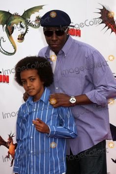 Gallery For > Arsenio Hall Son
