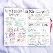 Znalezione obrazy dla zapytania studyblr calligraphy