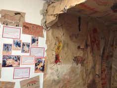 Cave painting continued...