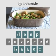 scramble pampered chef answer Cinnamon Roll Icing, Cinnamon Rolls, Pampered Chef Recipes, Dog Bowls, Cooking, Tableware, Pc Games, Suppers, Posts