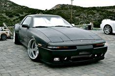 Toyota // Supra MkIII #Stanceworks