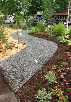 "Types Of Mulch For Landscaping (gives types of mulch and their ""shelf life"" in the yard or garden)"