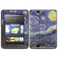 "New article (Inexpensive Kindle Fire HD (fits only 7"" previous generation) Skin Kit/Decal - Starry Night - Vincent Van Gogh  Big SALE) has been published on The Best Birthday Gifts #BestBirthdayGiftForDad, #BirthdayGiftForBrother, #BirthdayGiftForDad, #BirthdayGiftForHim, #BirthdayGiftForMen, #BirthdayGiftForMom, #BirthdayGiftForWife, #BirthdayGiftIdeas, #DecalGirl, #GiftForDad, #GiftForGrandpa, #GiftForPapa, #SkinsDecals Follow :   http://www.thebestbirthdaypresent.com/804"