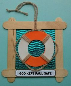 Image result for shipwrecked vbs crafts