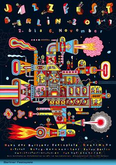 Jazz11 – Plakat – Wagenbreth