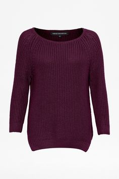 Mozart Chunky Knit Jumper - French Connection Have