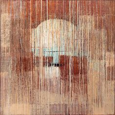 "Картина ""Венеция. Старые стены"", 100х100см, холст, масло. shagina.ru olga@shagina.ru"