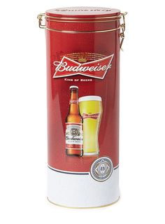 Budweiser Beer & Glass Set - Gifts for Him - Christmas - BHS