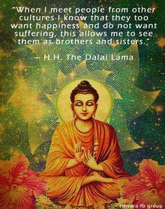 dalai lama Buddhist quote - Inspirational spiritual positive empowering motivating quotes - ishvara.com.au