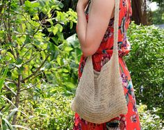 Hippie Bags! 100% natural hand woven bags! LOVE