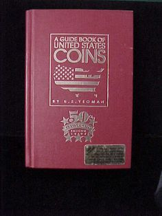 1997 United States Coins Red Book Mint Condition Hard Cover R s Yeoman   eBay
