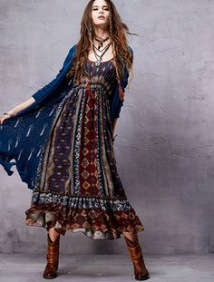 Boho Chic Style For Work through Japanese Boho Fashion such Fashion Clothes Rail Images Fashion Moda, Cute Fashion, Boho Fashion, Spring Fashion, Fashion Dresses, Style Fashion, Fashion Ideas, Girl Fashion, Disco Fashion