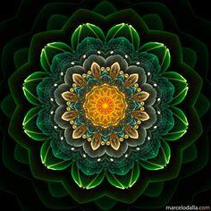 Inspirational, for ongoing graphic designing. Mandala Art, Mandala Painting, Mandala Drawing, Mandala Pattern, Mandala Design, Flower Of Life, Flower Art, Kaleidoscope Images, Tibetan Mandala
