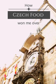 Hearty, not Healthy – How Czech Food Won Me Over