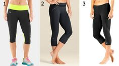 Compression capris that make your ass look fantastic #running #workoutgear