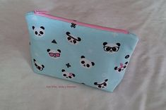 Boss Me, Pouch, Wallet, Anime Love, Lana, Coin Purse, Sewing, Handmade, Scrappy Quilts
