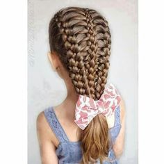 3 braids connected