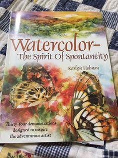 Watercolor The Spirit of Spontaneity   eBay