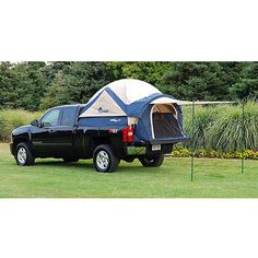 1000 Images About Camping On Pinterest Truck Tent