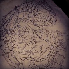 Tattoomon is working on this design TattooStage.com - Rate & Review your tattoo artist and his studio. #tattoo #tattoos #ink