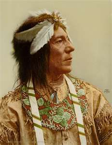 George Abotossaway Jr. (1857 - 7 Jun 1938), an Anishinaabe man, was the first Chief of Aundeck Omni Kaning First Nation, Canada, from 1882 - 1885 and up to 1889 the chief followed the hereditary line until elections for the position were held every two years. He was elected chief again in 1902. His father was founder of the reserve.