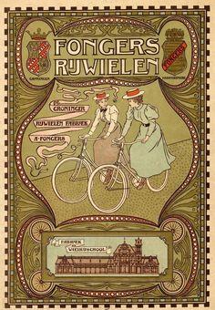 Fongers Rijwielen 1898