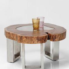 Kávový stolek Fundy 60×65 cm