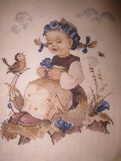 Blue Belle Hummel