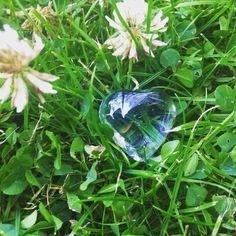Heart of glass, so easily broken.