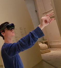 Futur #Patrimoine : la réalité virtuelle à l'honneur chez Cap Digital