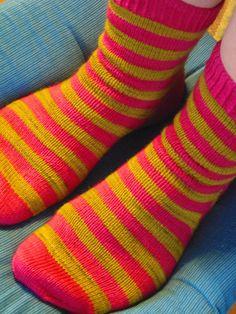 Lankaterapiaa: Myrkkyä sukissa