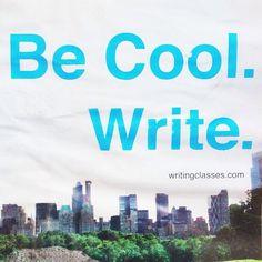 Be cool. Write. | Flickr - Photo Sharing!Gala Darling Gala Darling, True Love, Writer, Logos, Real Love, Writers, Logo, Authors